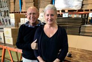 Bon Voyage Philip & Wendy